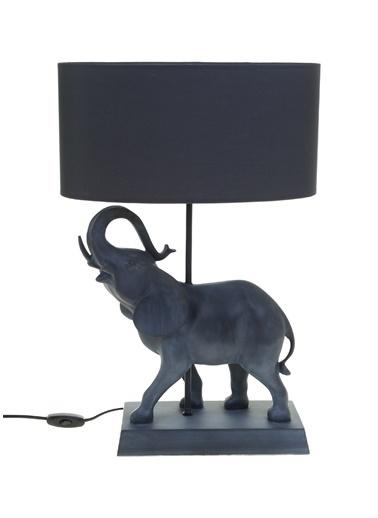 Boyner Evde Boyner Evde Elephant Abajur Renksiz